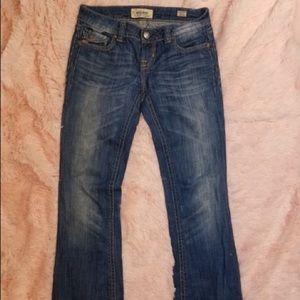 Mek Dnm Jeans Women's Size 27 Flare Jeans