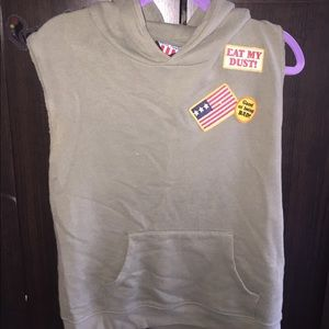 Junk Food Clothing Sweaters - Muscle tee top
