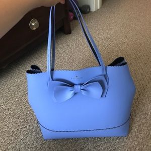 Brand new periwinkle Kate spade tote