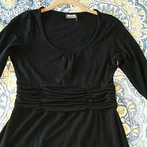 Athleta black dress M