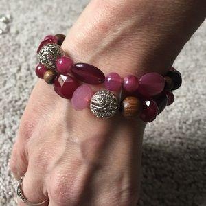 Jewelry - MUAVE BRACELET