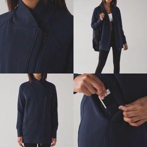 lululemon athletica Jackets & Blazers - NWT Lululemon Back To It Wrap jacket sweatshirt 6