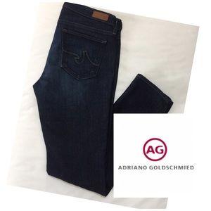 AG Adriano Goldschmied The Stilt Cigarette Leg