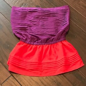Rory Beca Tops - Color block tube top
