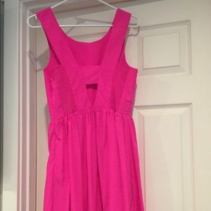Adriana New York Dresses & Skirts - Hot pink sundress