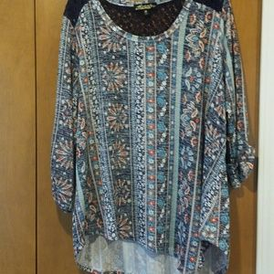 Absolutely Famous Tops - NWT absolutely famous 2x top