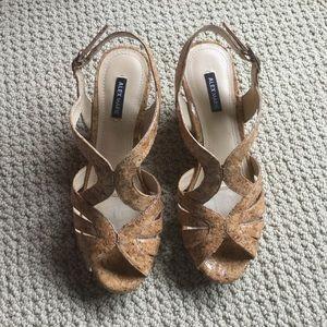 Alex Marie Shoes - Alex Marie Wedge Sandal