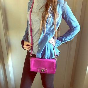 kate spade Handbags - Purple Kate Spade Crossbody Purse