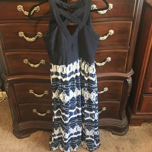 Crystal Doll Dresses & Skirts - Navy blue dress.