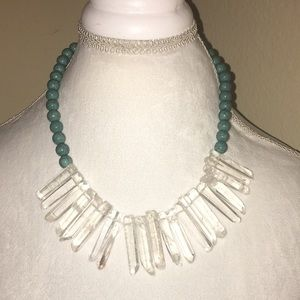 Bauble Bar Jewelry - Bauble Bar Stevie Collar necklace