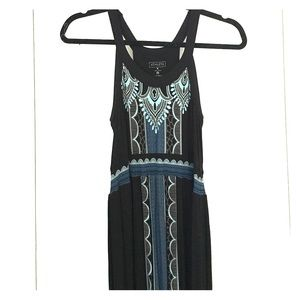 Athleta Stretch Maxi Dress