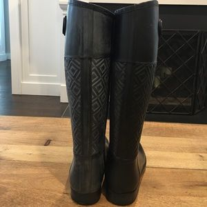 52d7dec5392 Tory Burch Shoes - Authentic Preowned Tory Burch Marion Rain Boots 8