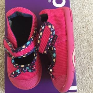 pediped Other - PediPed toddler shoes - Becky Fuschia