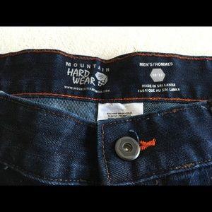 Mountain Hard Wear Other - Mens Mountain HardWear Stretchstone Jeans, 38 NWOT