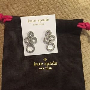 kate spade Jewelry - NWT KATE SPADE STATEMENT EARRINGS