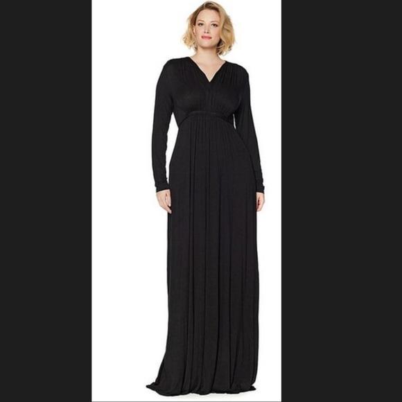 2e478e1a022 Melissa McCarthy Seven7 maxi dress! M 598b43e54e8d17c638037ba0