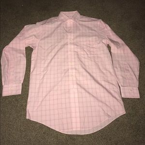 Brooks Brothers Other - Brooks Brothers size 14.5 pink men's dress shirt