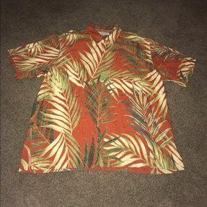 Tommy Bahama Other - Tommy Bahama XL Silk men's shirt