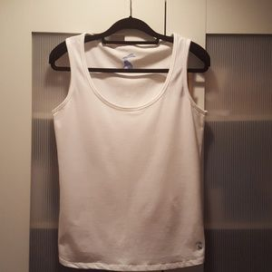 Joules Tops - Joules White Tank. NWT. US size 12