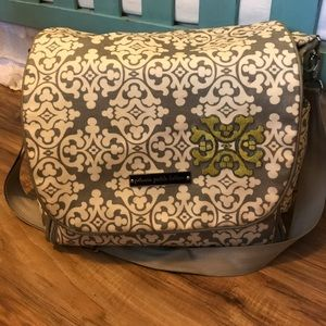 Petunia Pickle Bottom Handbags - PPB Boxy Back Pack diaper bag