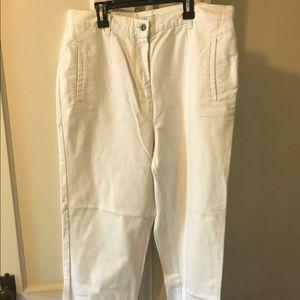 Christopher & Banks Denim - Christopher & Banks White Pants (2/$5 item)