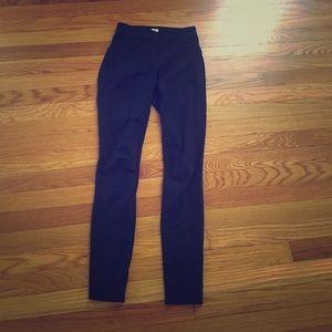J. Crew Side Zip pixie pants