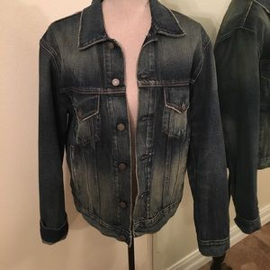 Ralph Lauren Denim & Supply Denim oversized jacket