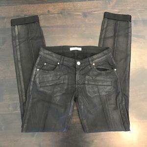 Pierre Balmain Denim - Balmain jeans satin black