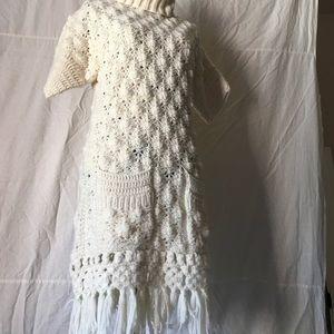 Rebecca Taylor Dresses & Skirts - Rebecca Taylor crocheted dress