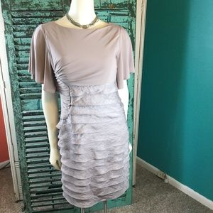 Never Worn Stunning Adrianna Papell Dress