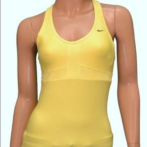 Nike Dedication long bra tank