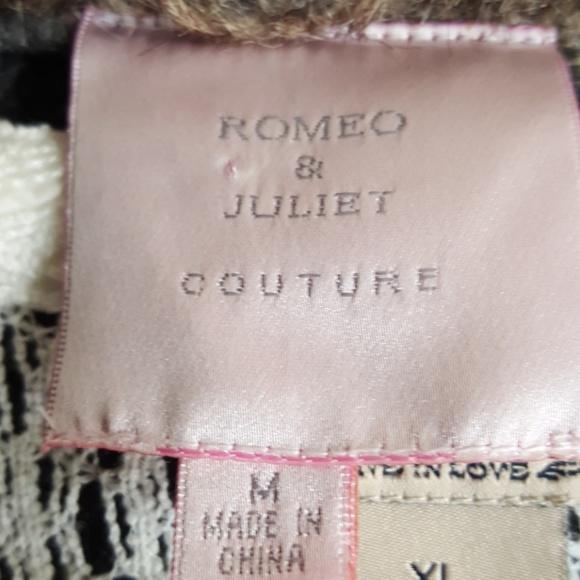 Romeo amp juliet couture sweaters romeo amp juliet cardigan boho chic
