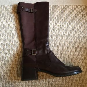 Anne Klein Shoes - Never worn brown riding boots