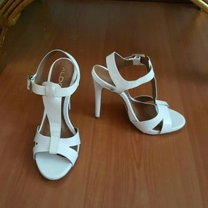 Aldo Shoes - Aldo brand new patent leather heels