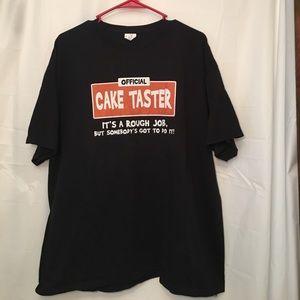 Gildan Other - 😂Official Cake Tester XL Tee