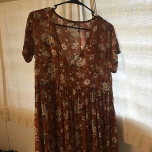 Spell and the gypsy maple dress