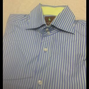 Tailorbyrd Other - Tailorbyrd Medium Button Down 100% Cotton