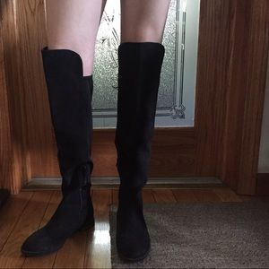 H&M Shoes - H&M thigh high boots!