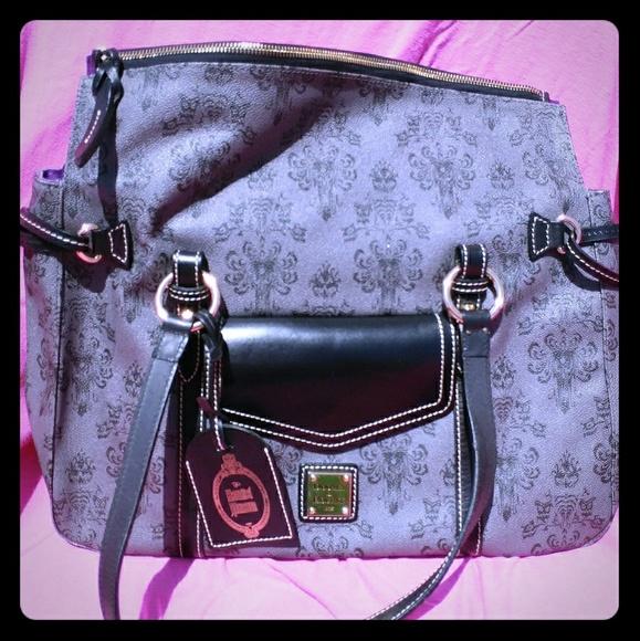 75796953b2c Dooney   Bourke Handbags - Dooney   Bourke Haunted Mansion Smith Bag
