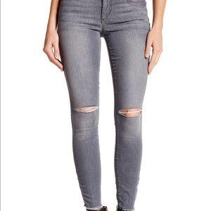 Joe's Jeans Denim - Joe's Jeans- Finn Skinny Ankle Grey