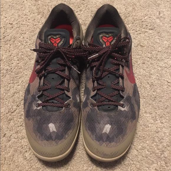 Nike Shoes | Camo Kobes | Poshmark