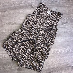 Sea Other - Sea Brand Leopard Print Romper