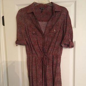 Size 4 t-shirt dress.