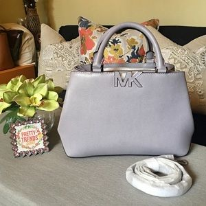 🌸NEW MK Lilac Florence Satchel