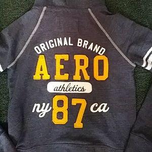 Aeropostale Tops - Aeropostale hoodie Jr. Med