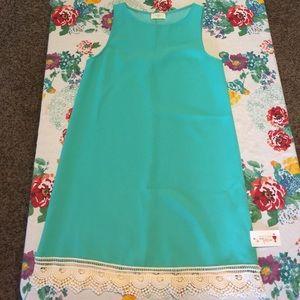 ⚡️Flash Sale⚡️ Turquoise Dress