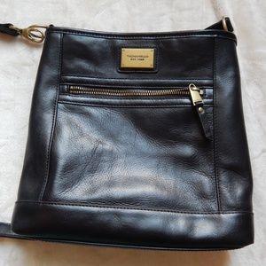Tignanello Handbags - Tignanello Genuine Leather Crossbody Bag