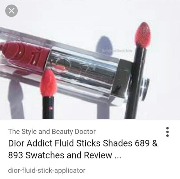 Dior Makeup Fluid Stick 893 Poshmark
