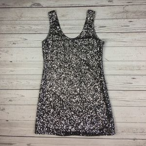 Alythea Dresses & Skirts - Sequin Sparkle Alythea Dress