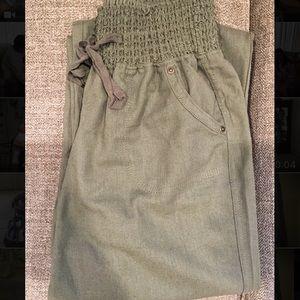 Rewash Pants - Olive Green Rewash slacks